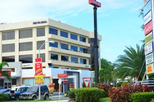 outsourcing main office of PBO Global inside of Clark Freeport Zone, Pampanga, Philippines